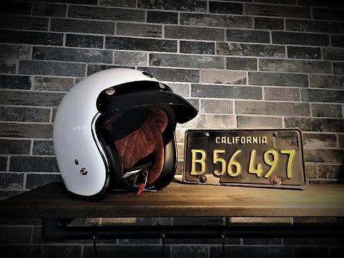 Torc Helmets - T50 ECE Open Face Helmet - Gloss White