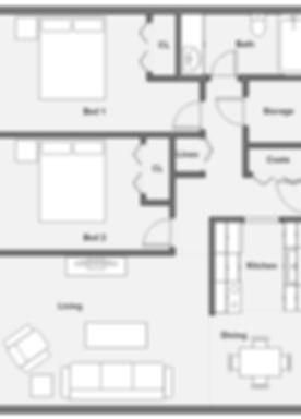 Floorplan Layout 104-805 Holt Street_edi