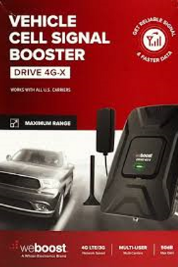 weBoost Drive X Vehicle Signal Booster Kit