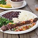 The Brazilian BBQ Plate