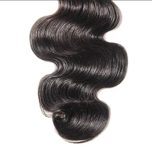 Brazilian bodywave 3 bundle deal w/ 18 inch closure