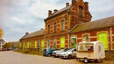 Evénement privé Gare de Groenendael