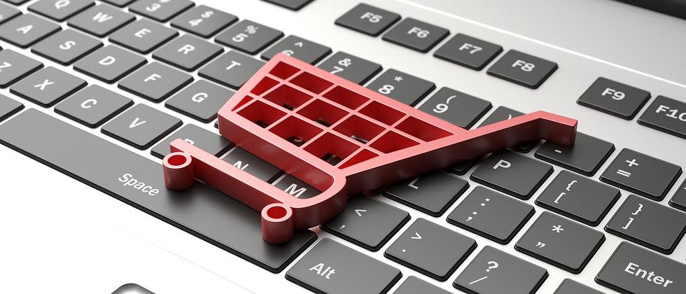 eCommrce online store design