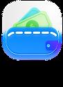 iTrack Spending manager app logo