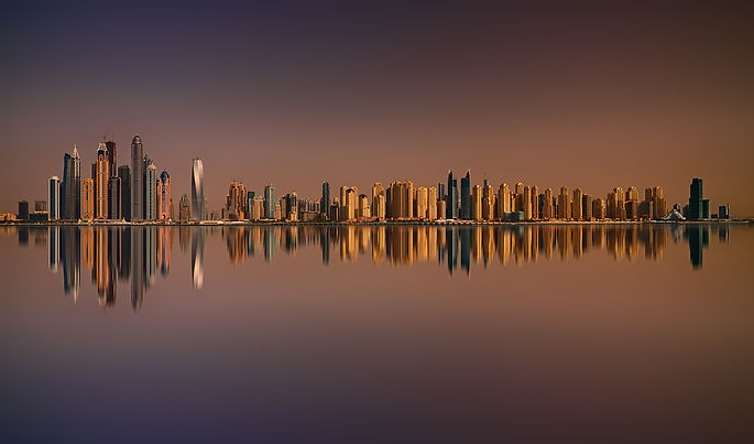 sunset-panorama-of-dubai-marina-dubai-un