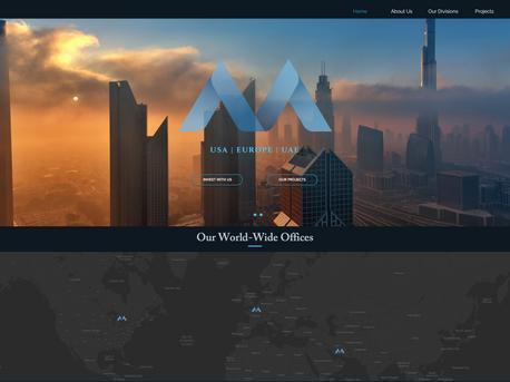 Arthur Mackenzy Website