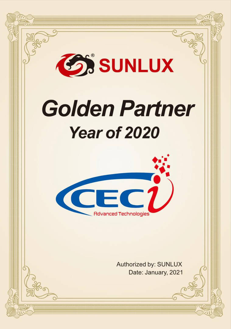 Sunlux Golden Partner