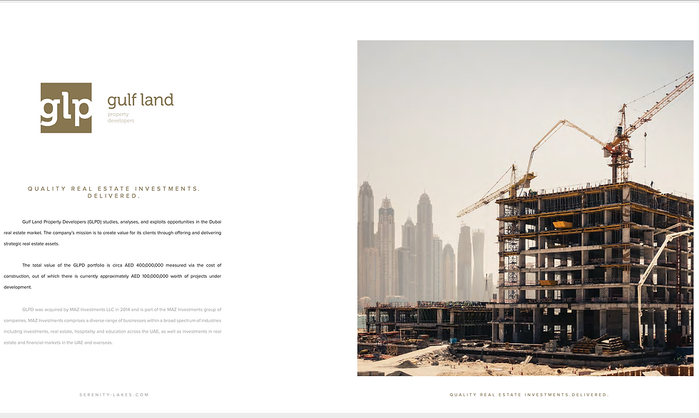 Gulf land company profile
