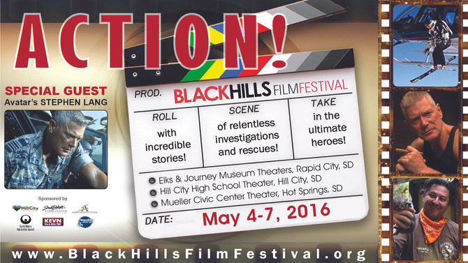 Medal of Honor Takes Center Stage at the Black Hills Film Festival