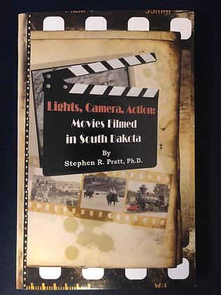 Lights, Camera, Action Book