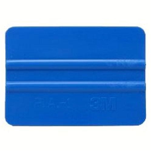 "4"" 3M BLUE SQUEEGEE"