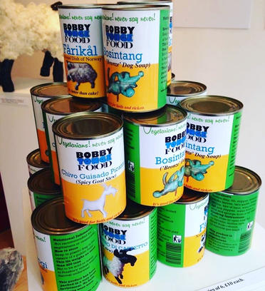 Tinned products