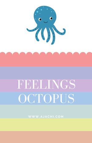 Mindfulness: Feelings Octopus