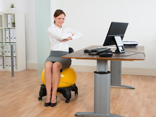 5 Desk Exercises