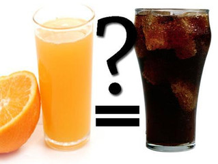 Is Juice Worse For You Than Soda?