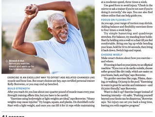 Keebs Fitness Featured in WebMD!