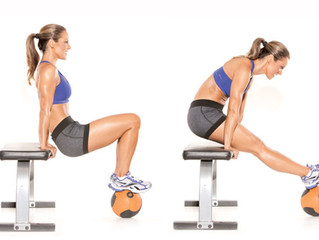 Fantastic Medicine Ball Exercises