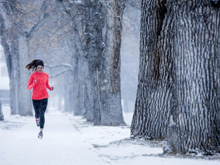 Tips for Exercising Outside in Winter