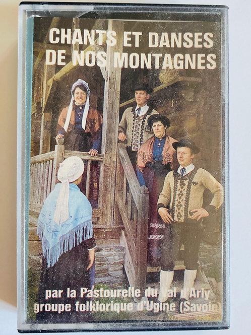 Cassette Audio - La Pastourelle du Val d'Arly