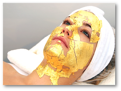 Golden Line Face