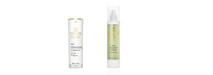 """SKIN RELAXANT SERUM  30ml retail, 100ml airless bottles  Highly advanced anti-aging serum with 'BOTOX-like' effect for smooth, bright and revitalised skin. Helps reduceexpression lines and other signs of ageing, while it leaves the skin more supple, radiant and fresh. For all skin types. Canbe used daily as 24h serum, alone or before other face care products. Can be combined effectively with the otherYellow Rose Skin Relaxant products.  Contains a special Hexapeptide with regulating effect on the epidermis' micro-contractions, fighting expression linesand softening expression movements (""""Botox-like"""" effect), a Pentapeptide that stimulates the natural synthesis ofcollagen and elastin ('Retinol-like' effect), Kombuchka (black tea fermentation extract that helps restore the volumeand thickness of skin, while increasing its brightness and elasticity - """"lipofilling"""" effect), Liposomes with Coenzyme Q10and Carnitine (antioxidant and vitamin E regenerator agent)"""