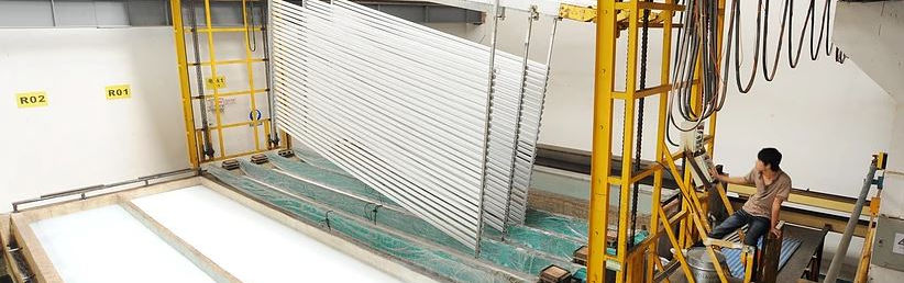 Surface Finishing   Aluminium Extruder Manufacturer Australia