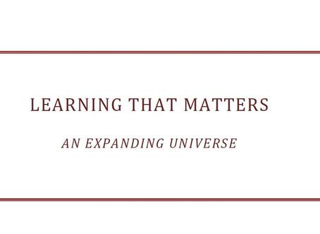 """Beyonding Education"" - David Perkins"