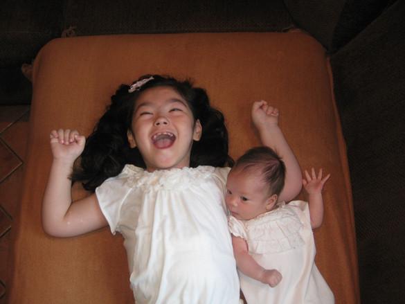 Baby Sister Cambria