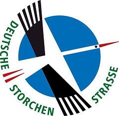 Deutsche Storchen Strasse Logo