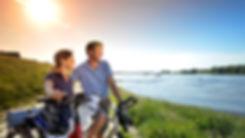 Radtouren auf dem Elberadweg, ein ganz besonderer Urlaub an der Elbe.