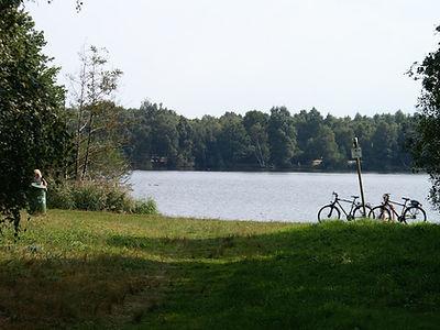Maschener Moor Lake