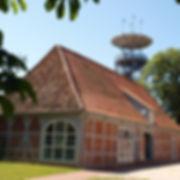 Urlaub und Camping direkt an der Elbe, Fachwerkstadt Bleckede für Radreisen und Radtouren durch die Natur und Landschaft an der Elbe sehr gut geeignet