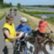 Radtouren für ihre Radreise an der Elbe.