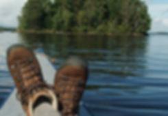 mit dem Kanu macht man tolle Touren auf der Elbe und ihren Nebenflüssen, die Natur, Tiere und Landschaft vom kanu aus erleben und tolle Naturbilder machen