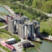Schiffshebewerk Scharnebeck, Technik und Natur direkt am Radweg