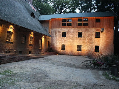 Die Wassermühle in Karoxbostel