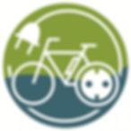 E-Bike-Verleih-Netzwerk Logo