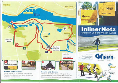Inliner network around Winsen (Luhe) 2