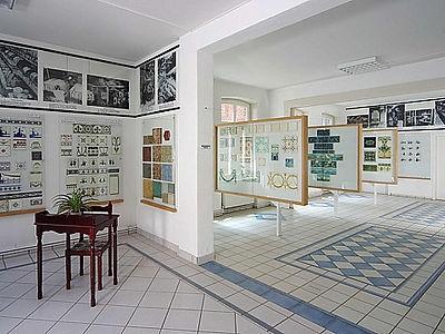 Boizenburg: Erstes Deutsches Fliesenmuseum