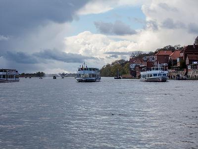 Elbe Boat Trip - Short vacation with boat tour near Hamburg
