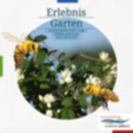 Natur und Landschaft an der Elbe in der Gartenbroschüre zusammengestellt, ein Kurz-Urlaub an der Elbe in einem der schönen Gärten.