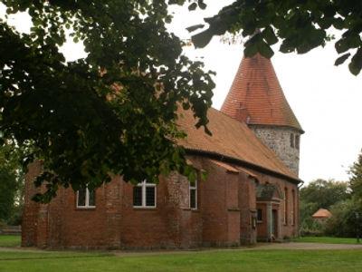 St. Vitus Church in Barskamp