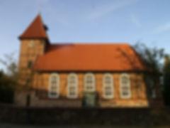 Lamberti Church in Nahrendorf
