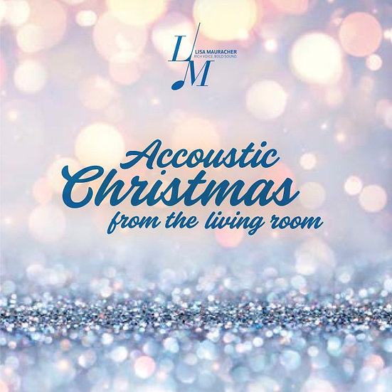 Acoustic Christmas From The Livingroom