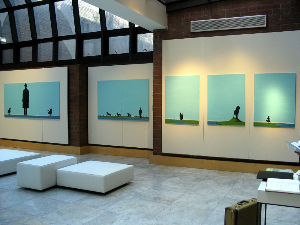 Marmara Gallery, New York City Installlation-6