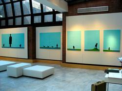 Marmara Gallery, New York City Installlation-6