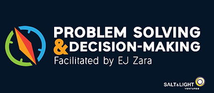 Problem Solving and Decision Making by E