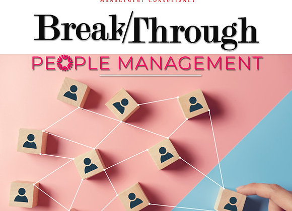 Breakthrough People Management