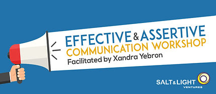 Effective and Assertive Communication Wo