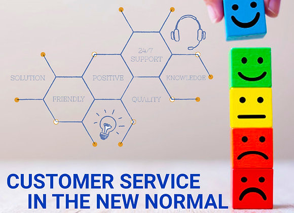 Customer Service in the New Normal